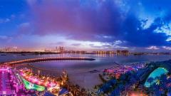 """Тур в ОАЭ на Майские Праздники Эмираты - Отдых в отеле Rixos The Palm 5* """"Ультра Все Включено"""""""