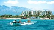 Свадебная церемония на пляже отеля Limak Limra 5*